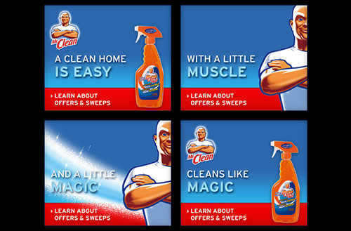 Mr Clean Ad
